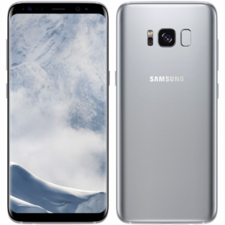 Galaxy S8 Duos 64 Go Argent Artic
