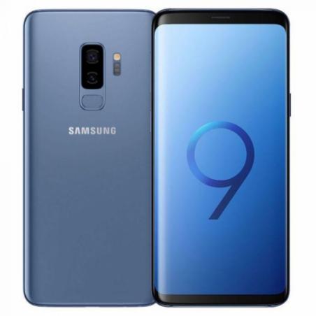 Galaxy S9 Duos 64 Go Bleu corail